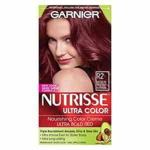 Tinte para cabello rojo Garnier Nutrisse (1 Kit)