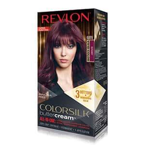 Tinte para el cabello borgoña Colorsilk °