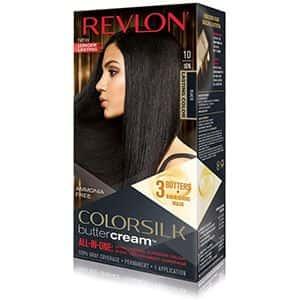 Colorsilk tinte luxurious color negro con 3 bálsamos