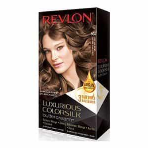 Tinte para pelo castaño medio ceniza Colorsilk