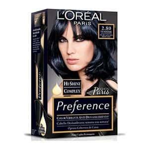 Tinte para cabello negro azulado L'Oréal Paris 2.80
