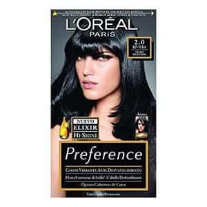 Tinte para cabello negro Preference L'Oréal Paris 2