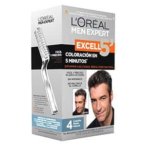 Tinte de cabello castaño para hombre L'Oréal Paris °