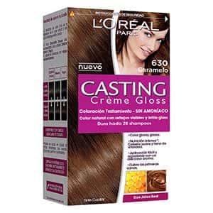 Tinte para cabello miel caramelo L'Oréal Paris °
