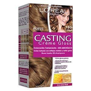 Tinte para cabello miel L'Oréal Paris °
