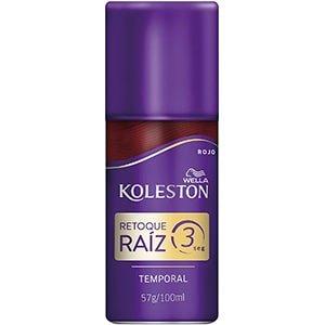 Tinte spray retoque raíz rojo Koleston °