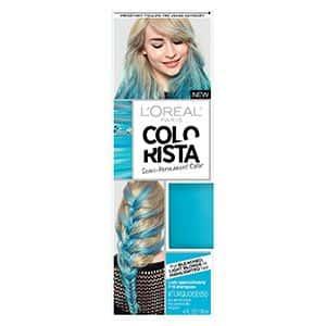 Tinte para cabello decolorado turquesa L'Oreal Paris °