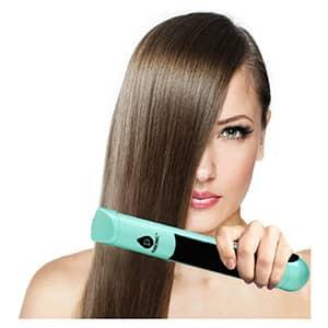Plancha para cabello recargable/USB Pursonic °
