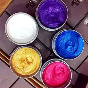 Tinte crema para cabello varios colores °