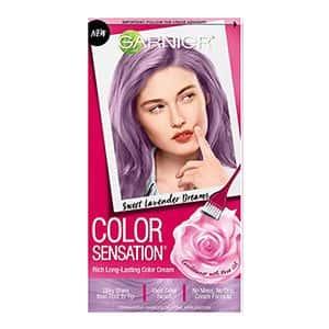 3 Tintes para el cabello sensation Garnier °