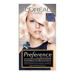 Tinte para cabello rubio muy claro irisado L'Oréal Paris