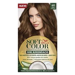 Tinte sin amoniaco para cabello rubio oscuro °