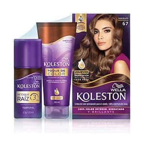 Tinte retoque para cabello chocolate Wella Koleston °