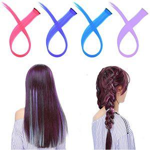 Extensiones luces para cabello 36 pzs. 53cm °