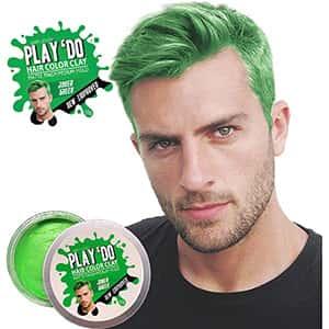 Tinte cera para el cabello verde Play 'Do °