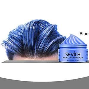 Tinte cera para cabello con 8 colores MIJI °