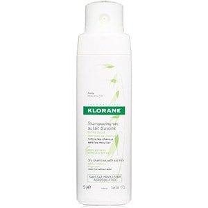 Champú en seco para cabello sin parabenos/sulfatos °