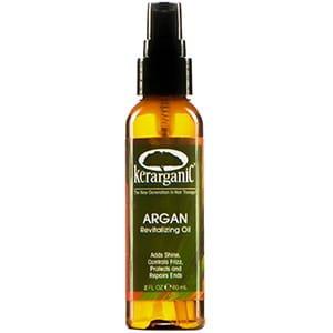 Aceite de arfan con keratina para el cabello °