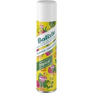Shampoo tropical para cabello en seco Batiste °