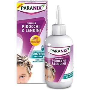 Shampoo/peine eliminar piojos/liendres Paranix °