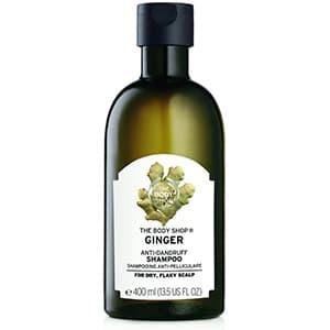 Shampoo para cabello de jengibre anti-caída °