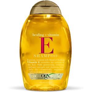 Champú con vitamina E contra la orzuela °