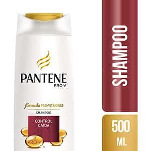Shampoo control caída para cabello Pantene °