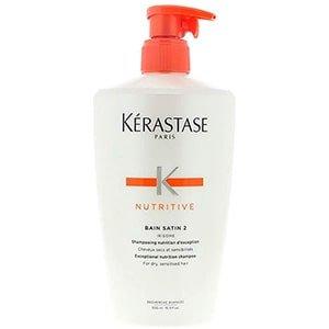Shampoo para cabello fino o grueso Kerastase °