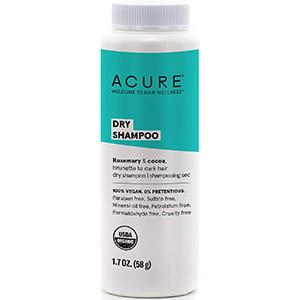 Shampoo en polvo seco para cabello Acure °