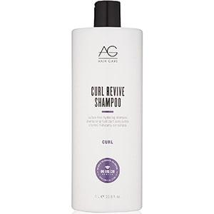 Champú hidratante para cabello rizado AG Hair °
