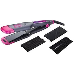 Plancha alaciadora para cabello 3 en 1 Timco °