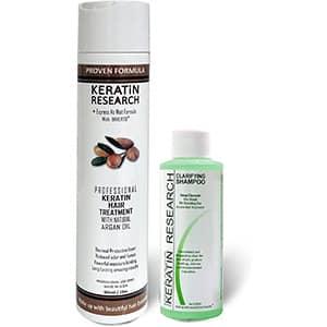 Champú tratamiento para alisar/suavizar cabello °