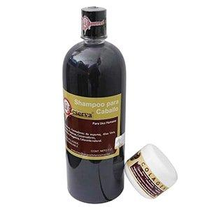 Shampoo y colágeno para el cabello Yeguada °