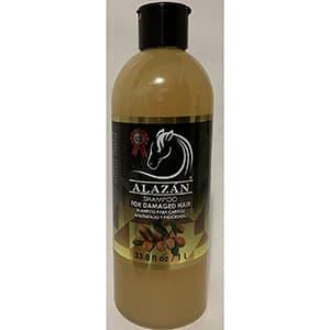 Shampoo para cabello seco/maltratado Alazan °