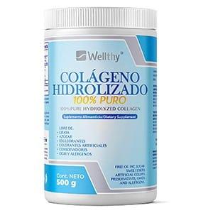 Colágeno hidrolizado para el cabello 500grs. °
