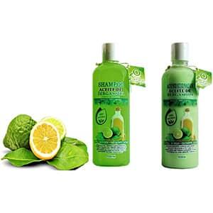 Shampoo y acondicionador para alopecia unisex °