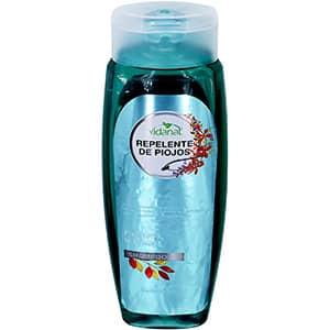 Shampoo repelente de piojos Vidanat °
