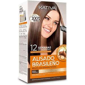 Keratina vegetal orgánica para alaciado de cabello °
