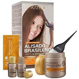 Alisado brasileño con keratina para cabello sin formol °