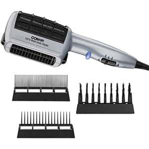 Secador de cabello Conair SD6NP - Secador de pelo (1020.5) Plateado