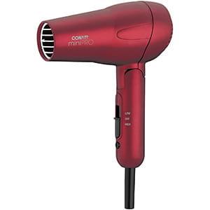 Mini secadora para cabello plegable pro Conair °