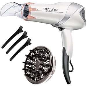 Secador de cabello por infrarrojos Revlon 1875W para un secado más rápido y brillo máximo