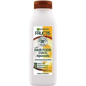 Acondicionador de coco para cabello Garnier Fructis 300ml °
