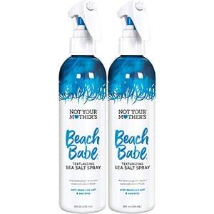 2 Spray de sal marina texturizante para pelo 8 oz. °