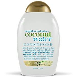 Acondicionador para cabello de coco OGX 13oz °