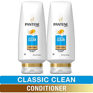 2 Acondicionadores sin sulfatos Pro-V Classic 24oz °