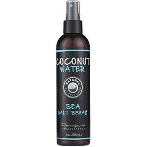 Spray de sal marina de agua de coco, 8 oz. Renpure °