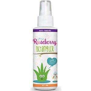 Spray desenredante para cabello de niños Roseberry °