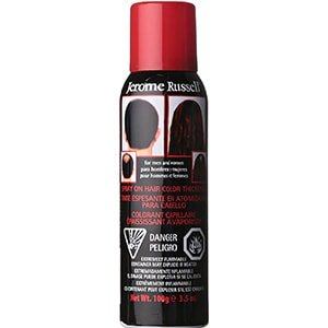 Spray espesante capilar negro Jerome Russell 3.5oz °