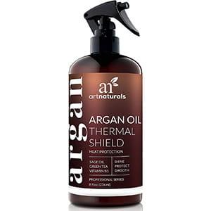Spray protector térmico de pelo 450 °F ArtNaturals 236ml °